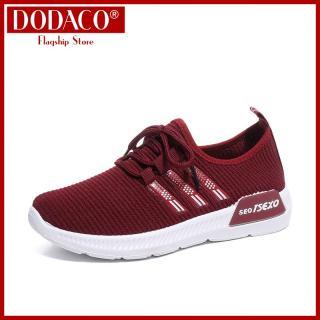 Xả hàng - Giày sneaker nữ giày thể thao nữ giày nữ đẹp giá rẻ 2020 DODACO DDC3197 1023 thumbnail