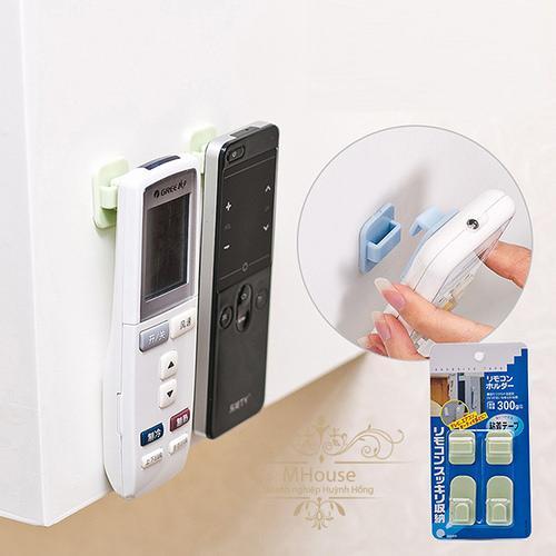 Hình ảnh Combo 4 móc treo thiết bị, vật dụng đa năng