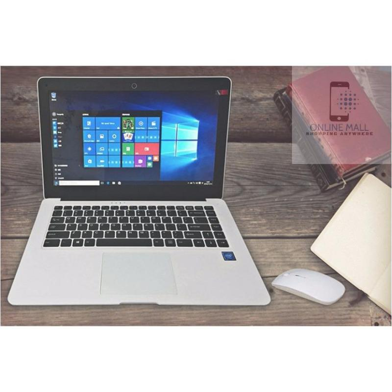 Laptop RAM 6G thiết kế siêu mỏng hiện đại IPS 14 inch Intel N3450