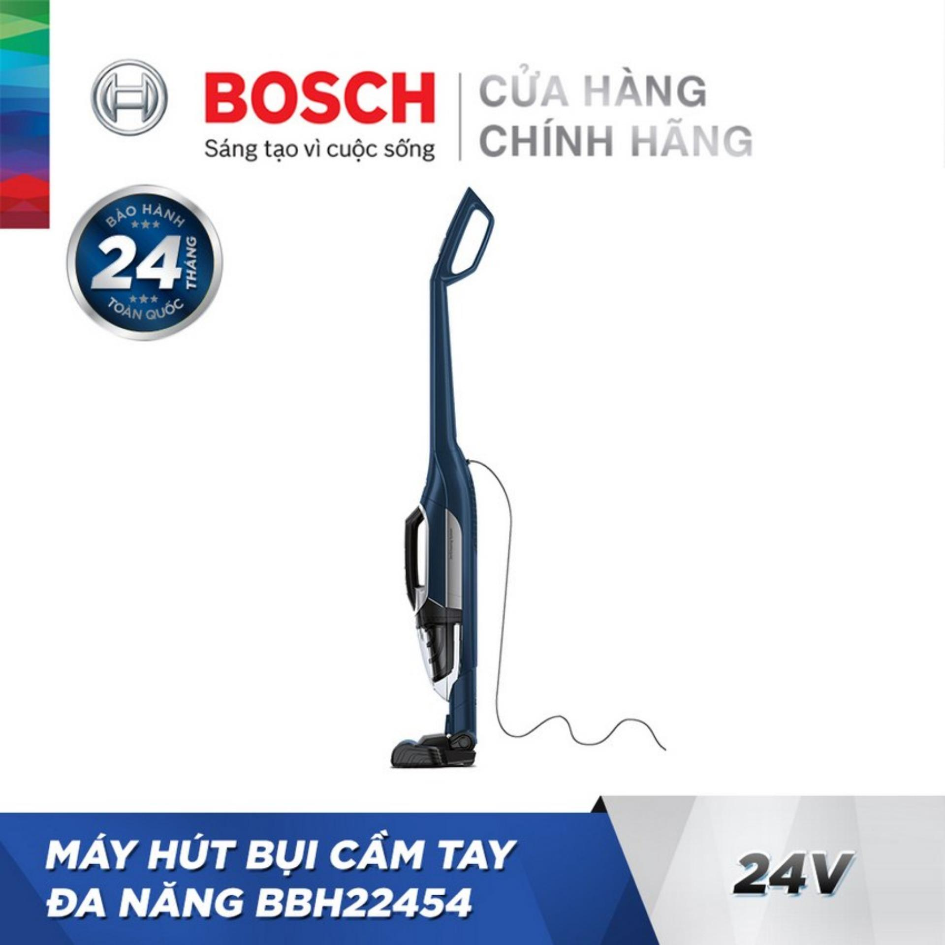 Máy hút bụi cầm tay đa năng 2 trong 1 Bosch BBH22454 24V