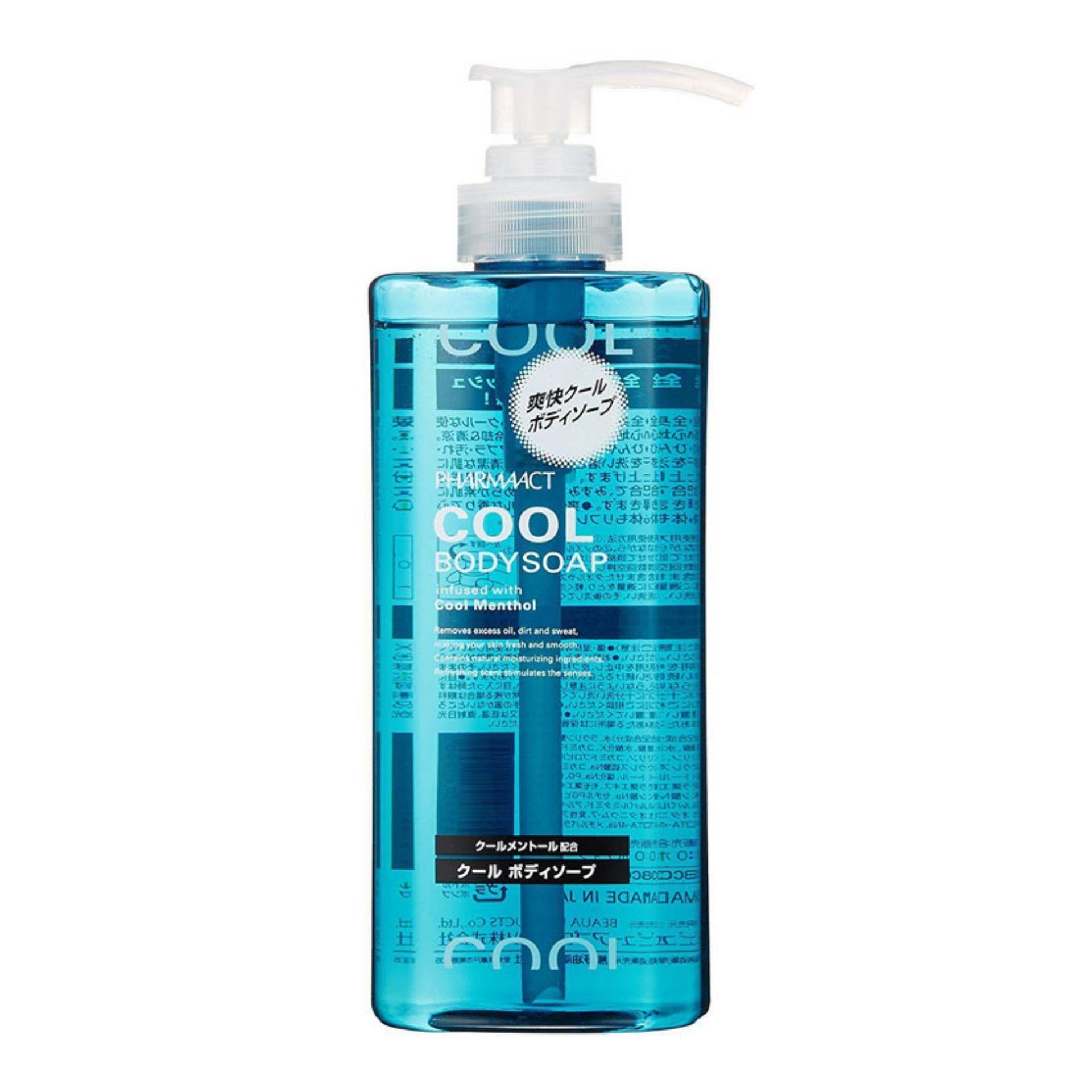 Sữa tắm Pharmaact Cool Body Soap 600ml (PCS)