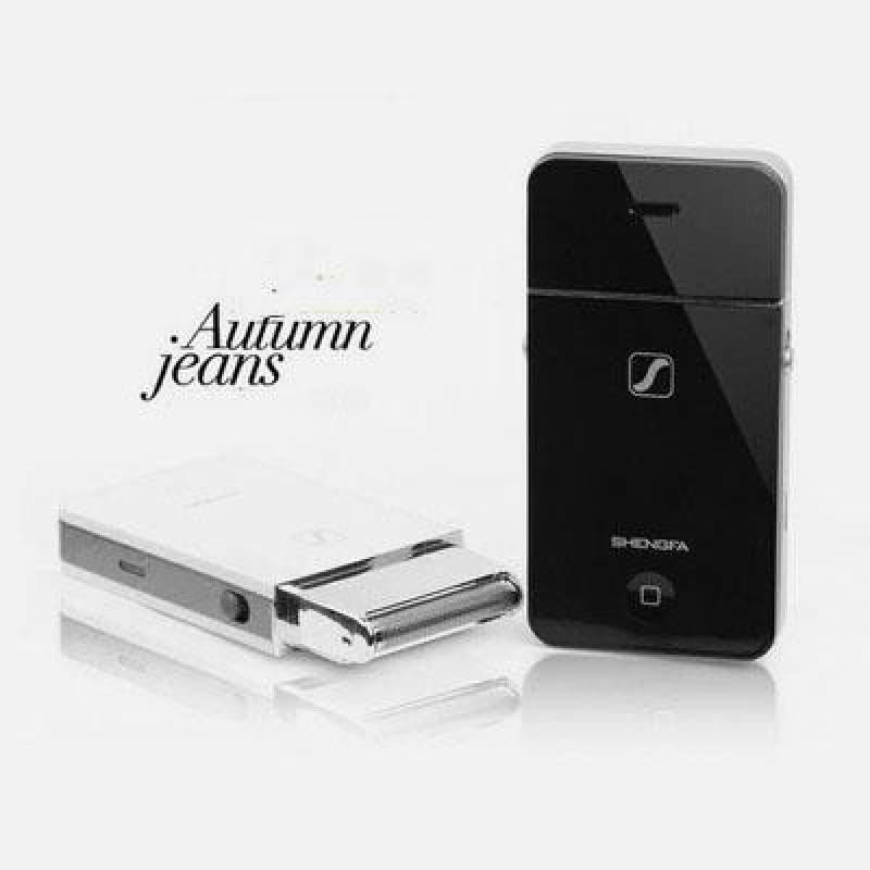 Máy cạo dâu shengfa 2055 kiểu dáng Iphone5S