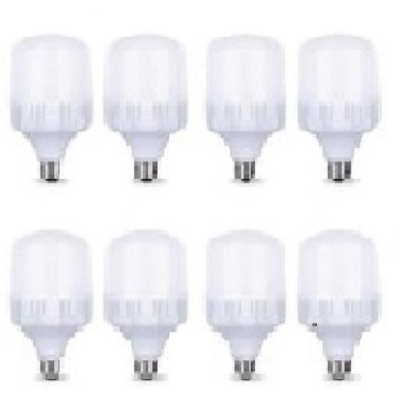 Bộ 8 bóng đèn LED Trụ 40W (Ánh sáng trắng)