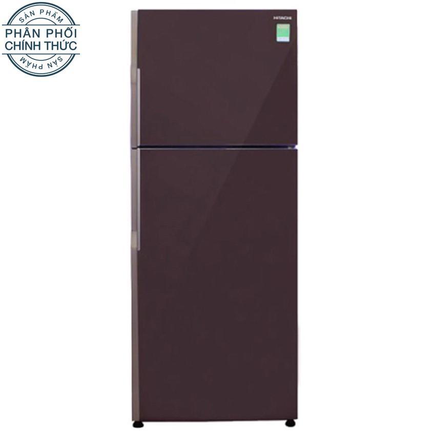 Tủ Lạnh Hitachi R Vg440Pgv3 Gbw 365L 2 Cửa Nau Hitachi Rẻ Trong Việt Nam