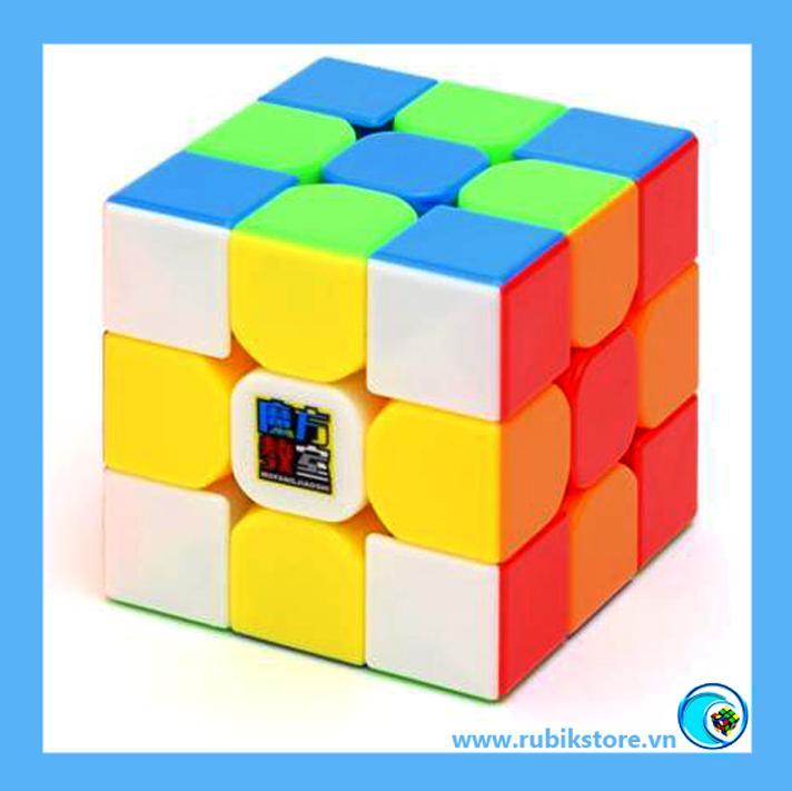 Hình ảnh Đồ chơi Rubik MoYu MoFangJiaoShi 3x3 MF3RS STL