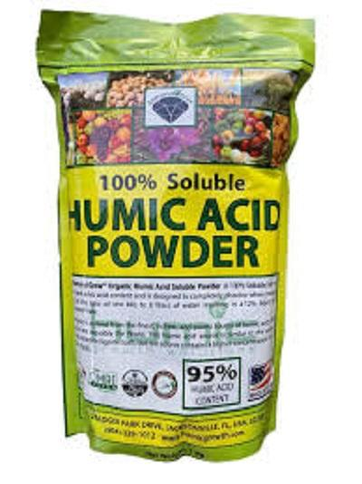 Combo 3kg Phân Hữu Cơ Humic Acid Powder  NK trực tiếp từ Mỹ