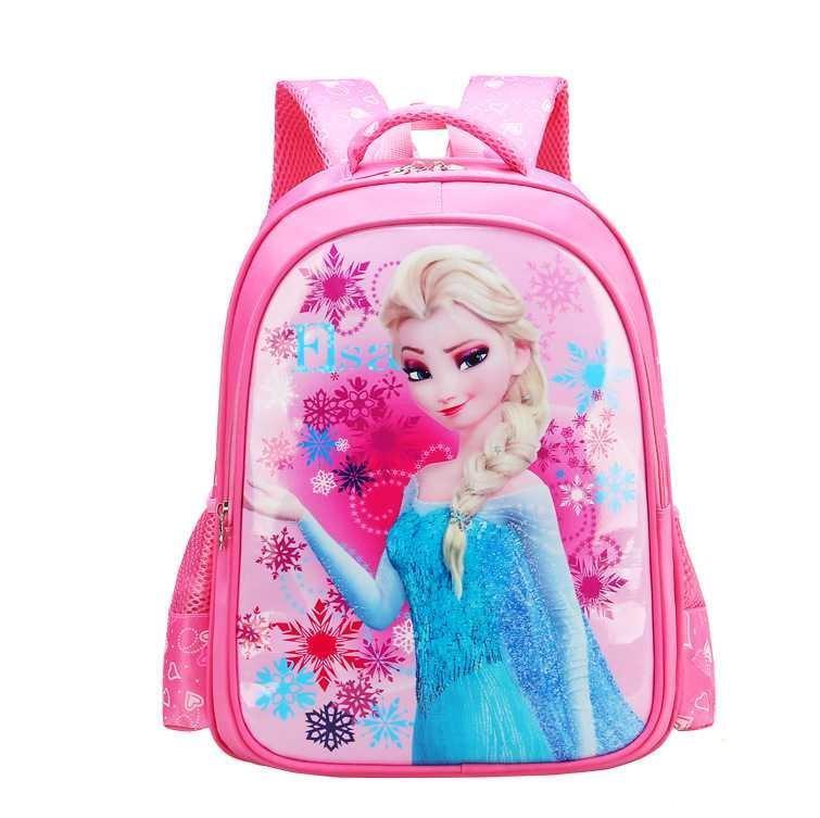 Giá bán Balo trẻ em cho bé gái hình công chúa Elsa loại mới - Kmart