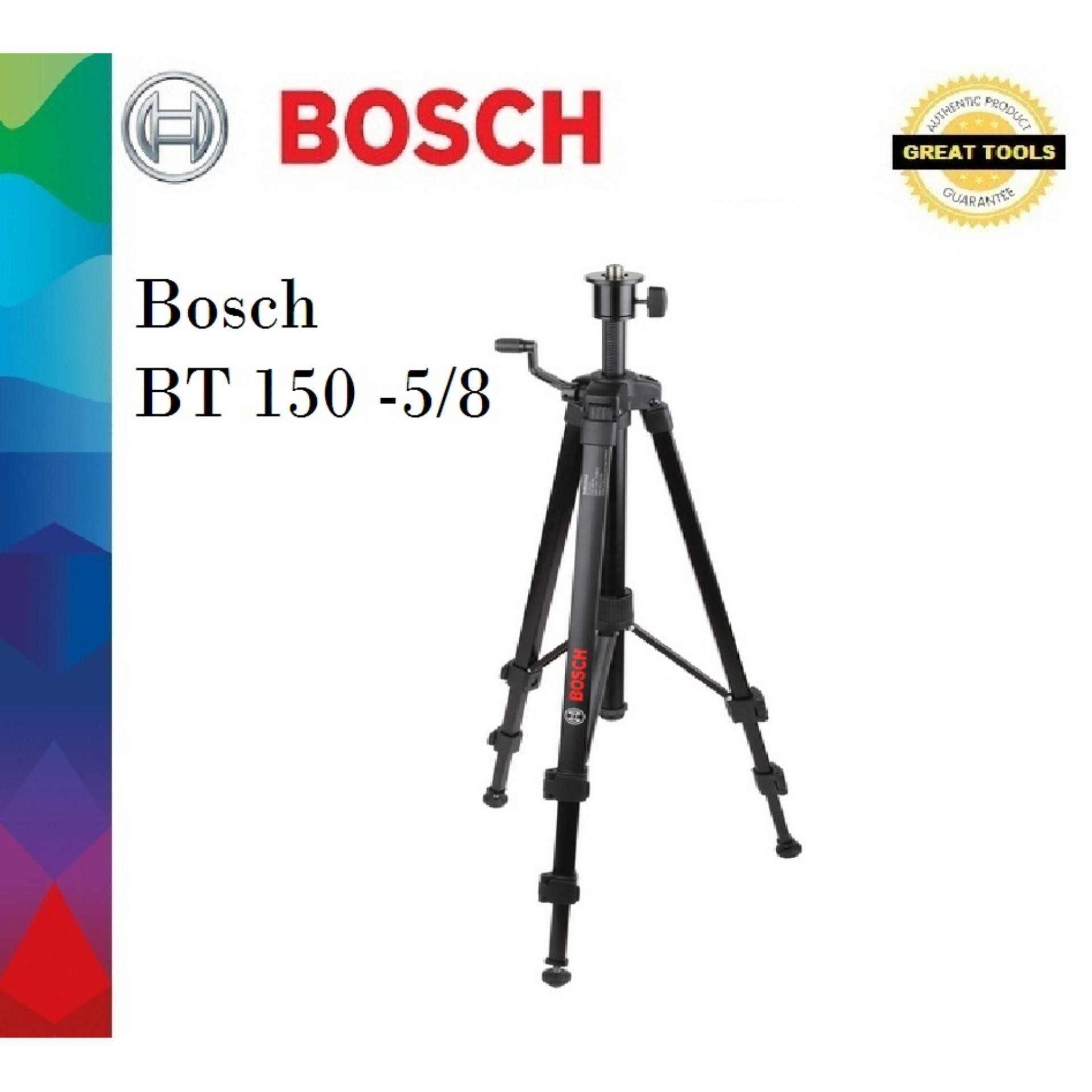 Giá đỡ ba chân xây dựng Bosch BT 150 ( Dùng cho máy cân bằng)