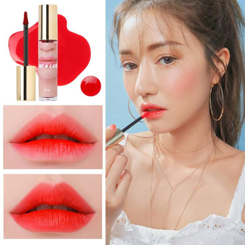 [NEW 2018] Son Tint 3CE Take A Layer Tinted Water Tint #Iron Red