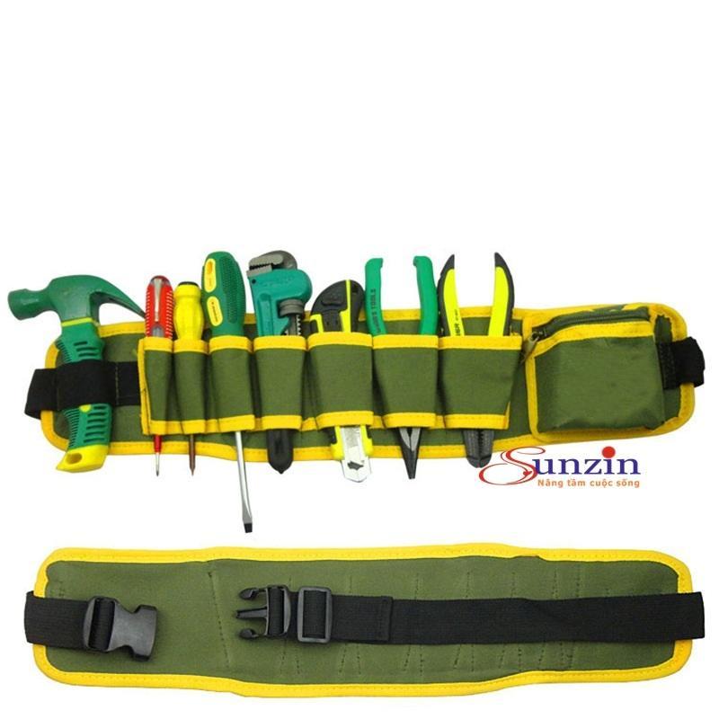 Dây lưng đựng đồ dành cho thợ điện nước, thợ mộc