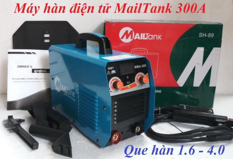Máy hàn điện tử 300A