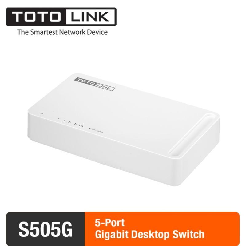 Bảng giá Switch 8 cổng Gigabit Totolink S808G (Trắng) - Hãng Phân Phối Chính Thức Phong Vũ