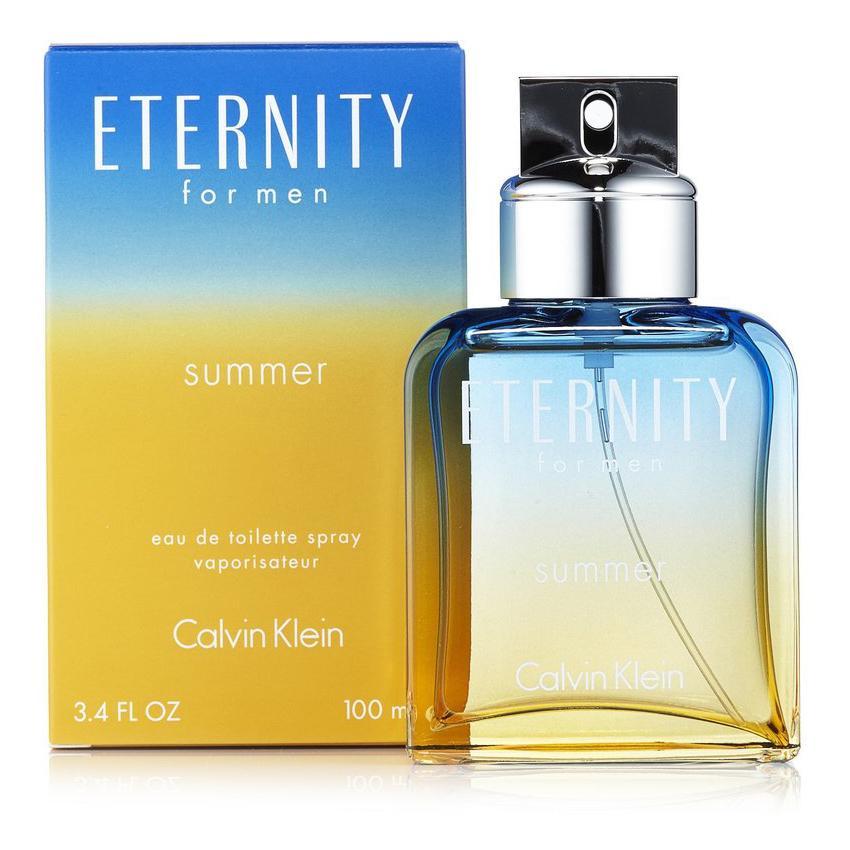 Nước hoa nam Calvin Klein Eternity Summer For Men Eau De Toilette 100ml