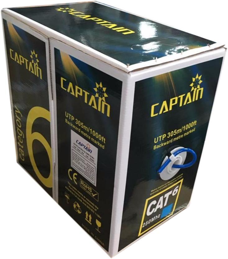 Hình ảnh Dây mạng Cat 6 -Captain