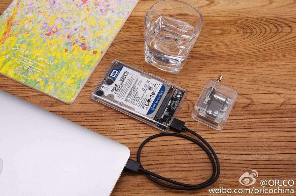 Hộp đựng ổ cứng 2.5 inch ORICO 2139U3