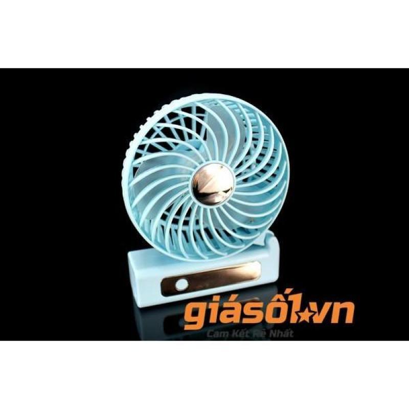 Bảng giá Quạt tích điện mini Fan 808B Phong Vũ