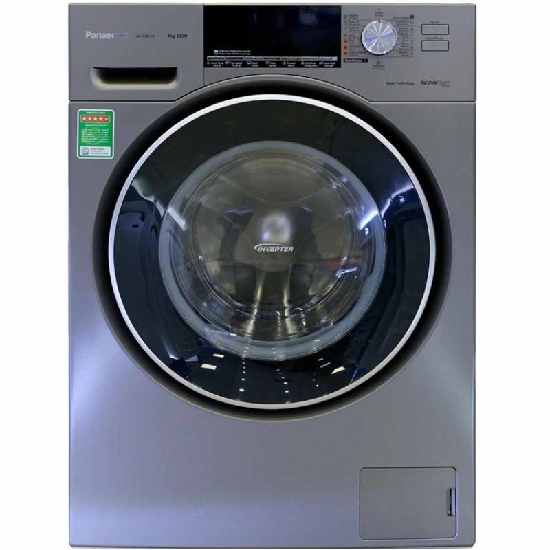 Bảng giá Máy giặt Panasonic NA-128VX6LV2 cửa ngang 8kg màu xám bạc Điện máy Pico