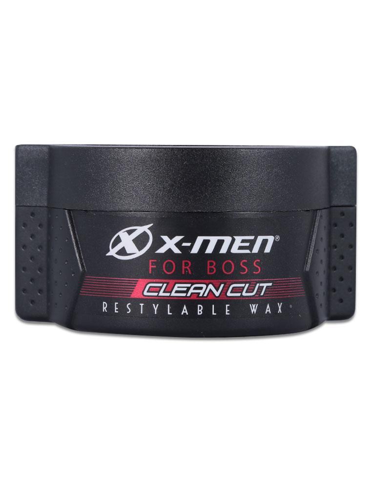 Sáp Vuốt Tóc X-Men For Boss Clean Cut 70g (Hộp) giá rẻ