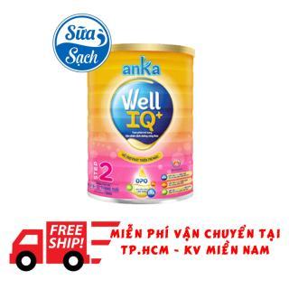 Sữa bột Anka Well IQ+ Step 2 - 900gr thumbnail