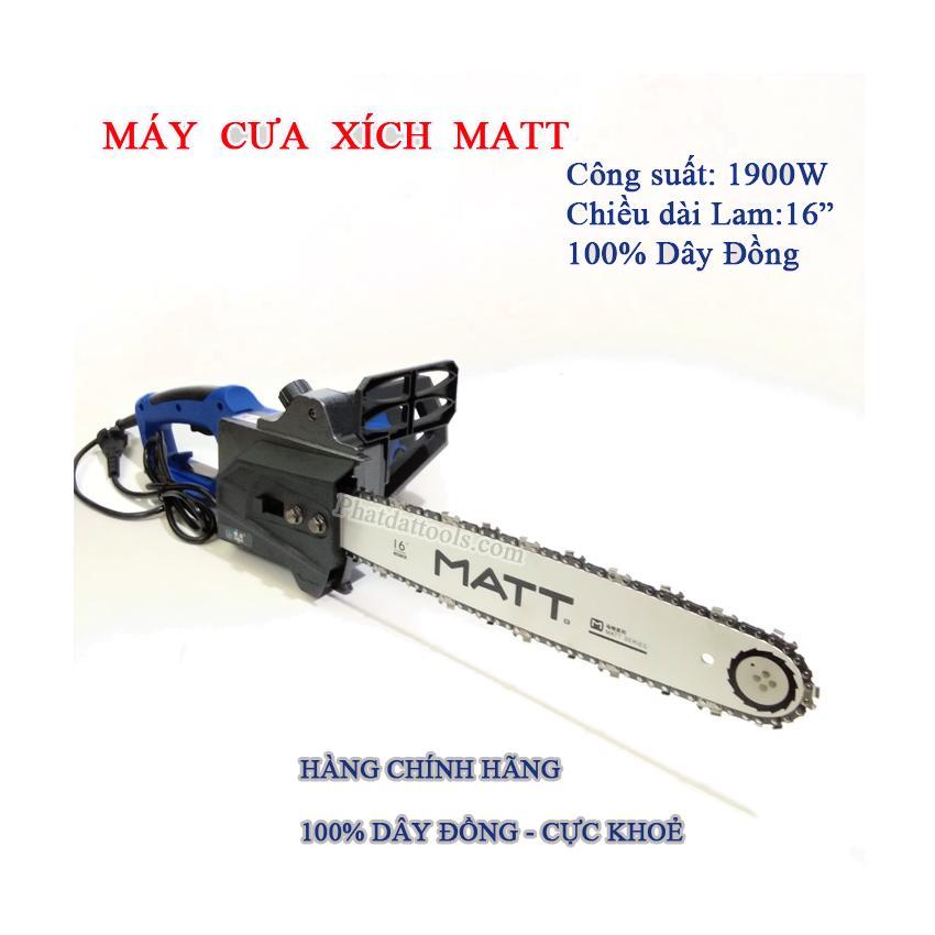 Máy cưa xích dùng điện MATT405-3