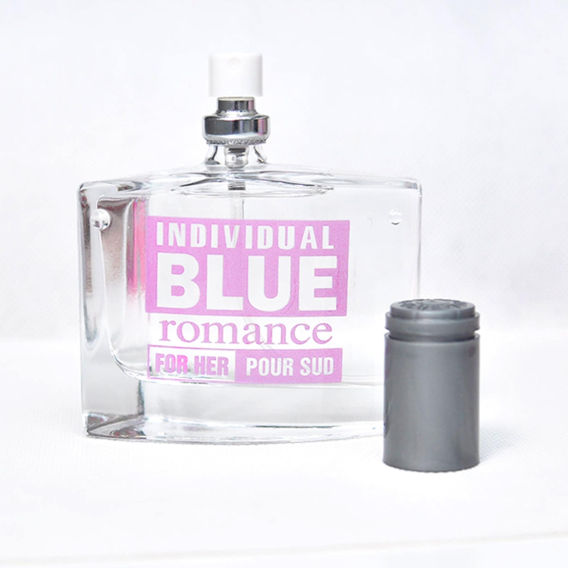 Nước Hoa Nữ Blue Romance Individual pour elle 50ml ( Hồng)