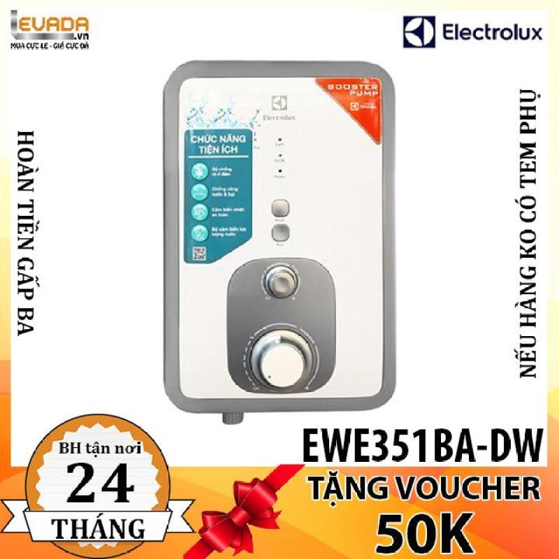 Bảng giá (ONLY HCM) Máy Nước Nóng Electrolux EWE351BA-DW