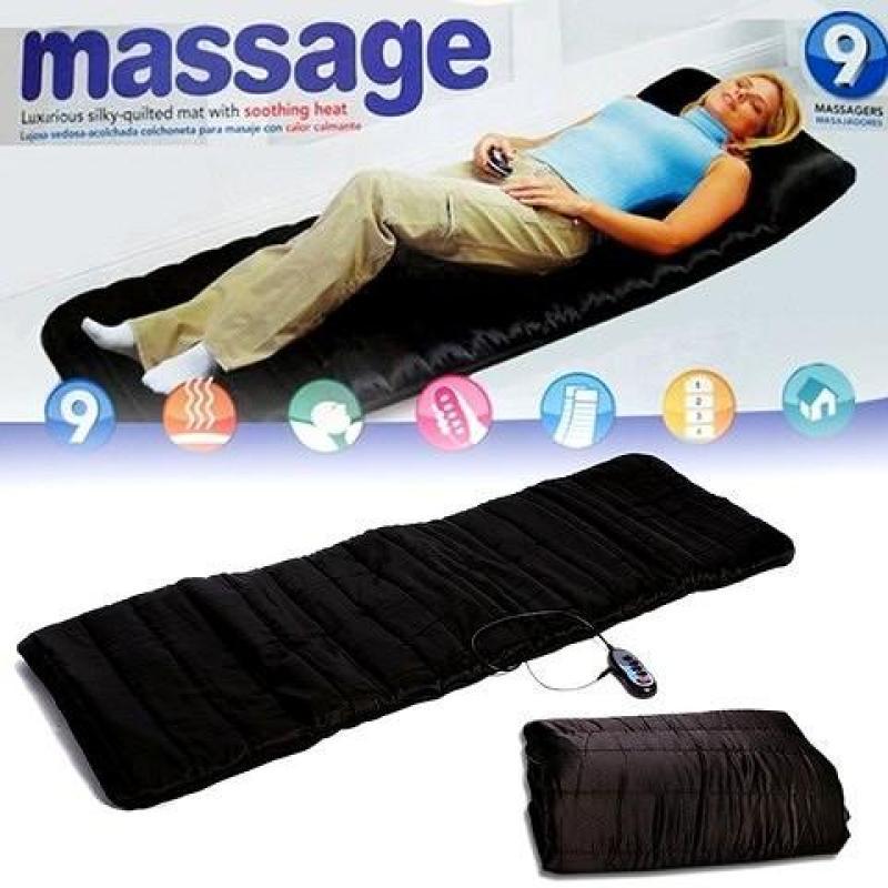 Đệm massage toàn thân 9 chế độ cao cấp