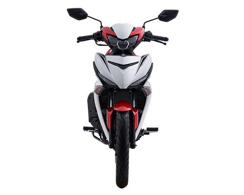 Exciter 150cc Trắng Đỏ RC 2019