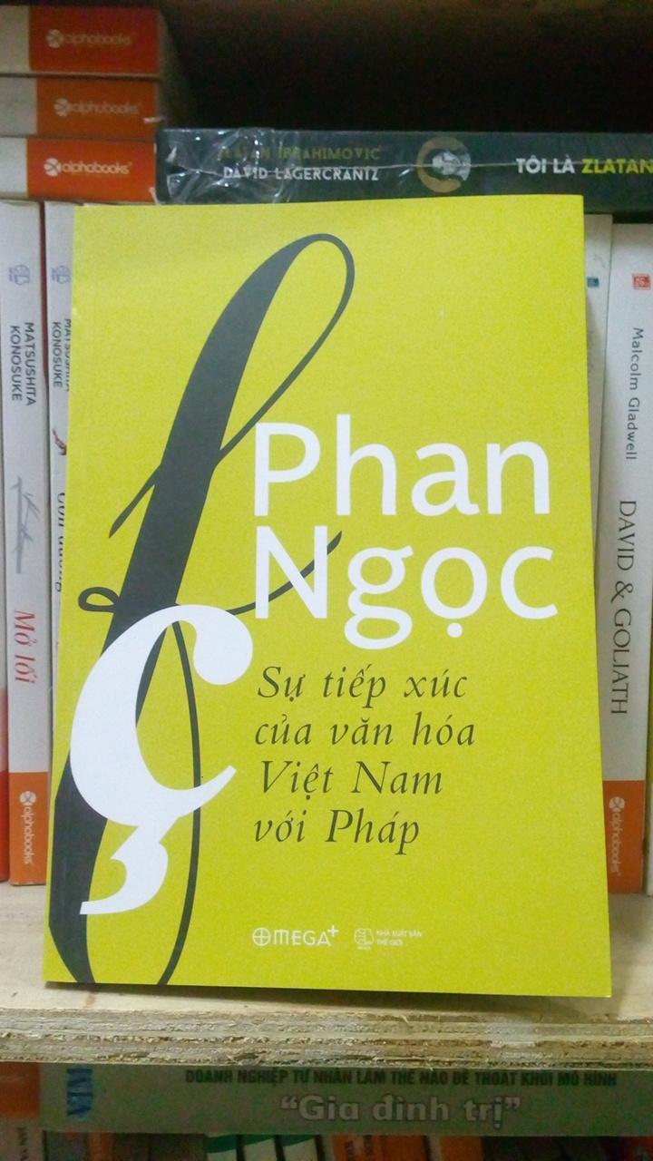 Mua Sự tiếp xúc của văn hóa Việt Nam với Pháp