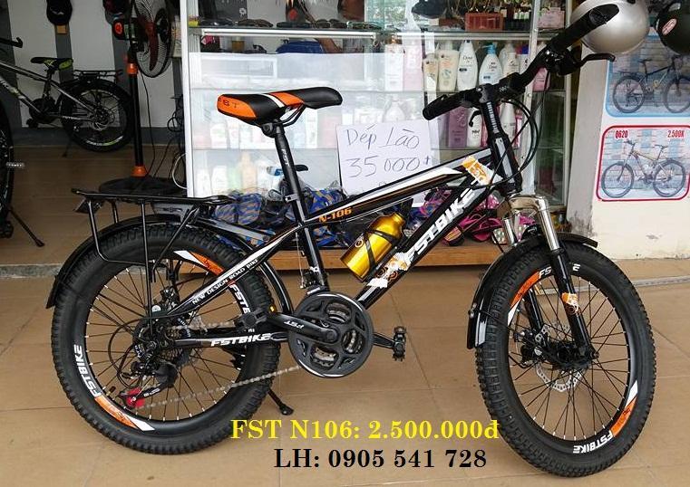 FST N106 xe đạp địa hình dành cho bé cấp 1
