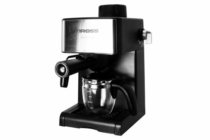 Máy pha cà phê espresso Tiross TS-621 công suất 800W