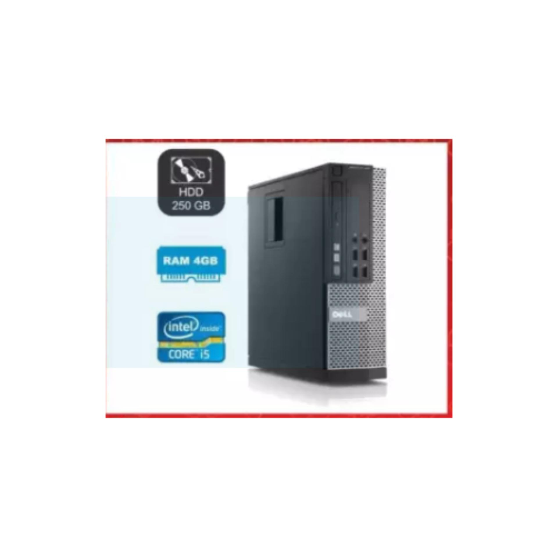 Mã Khuyến Mại May Tinh Đồng Bộ Dell Optiplex 790 Core I5 Ram 4Gb Hdd 250Gb Dell