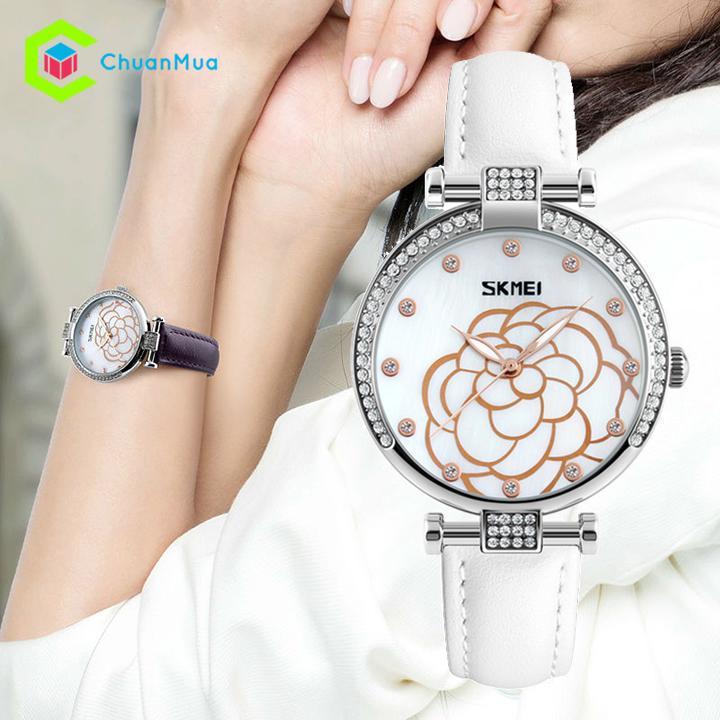 Nơi bán Đồng Hồ Nữ Thời Trang SKMEI 9145 - Mã: DHA599