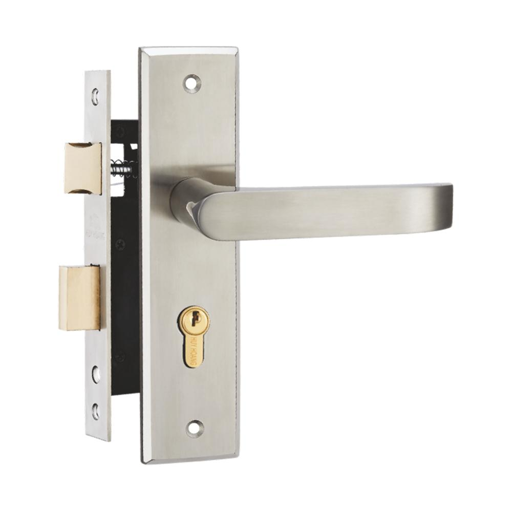 Khóa cửa gỗ bằng hợp kim Huy Hoàng EX 5810