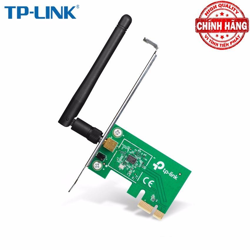 Giá Bán Card Mạng Thu Wifi Tp Link Tl Wn781Nd Xanh Rẻ