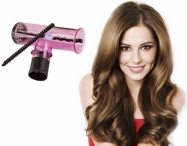 Ống sấy tóc xoăn Easy Curl cao cấp