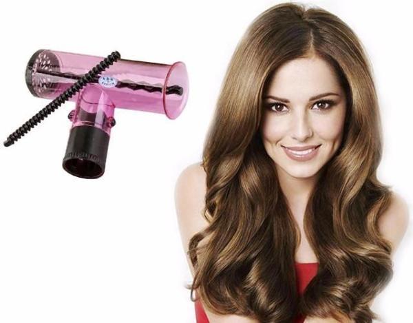 Ống sấy tóc xoăn Easy Curl