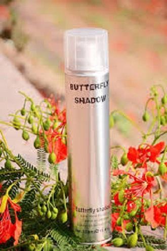 Gôm Xịt Tóc Butterfly Shadow Chai 320ml