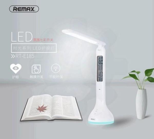 Đèn học,đọc sách thông minh chống cận cảm ứng tích điện 3 chế độ sáng REMAX RL-E185