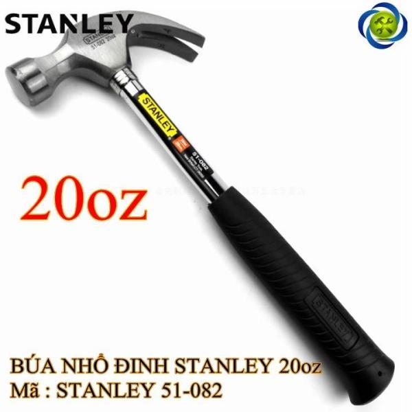 Búa nhổ đinh cán sắt Stanley 51-082 20oz-570g