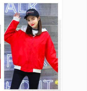 Áo Khoác nhẹ nữ thời trang Hàn Quốc cao cấp Xả Hàng Gía Rẻ Sập Sàn loại Font rộng mặc vừa trên thị trường xuất hiện nhiều loại áo Font nhỏ cùng loại các bạn mặc không vừa thumbnail
