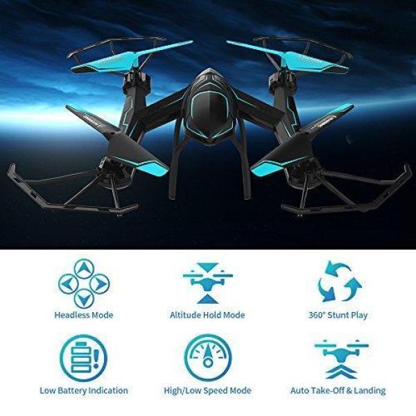 máy bay điều khiển từ xa 4 cánh camera, shop flycam - MÁY BAY FLYCAM SMS-AG 02, Kiểu dáng mini hiện đại, giá cực rẻ - quay phim flycam