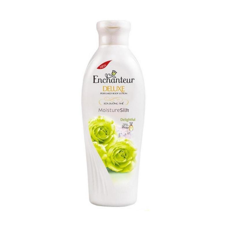 Enchanteur - sữa dưỡng thể Dưỡng ẩm Delightful  200 gr nhập khẩu
