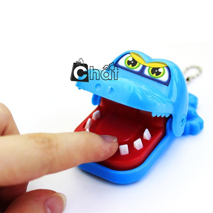 Hình ảnh Đồ chơi khám răng cá sấu mini