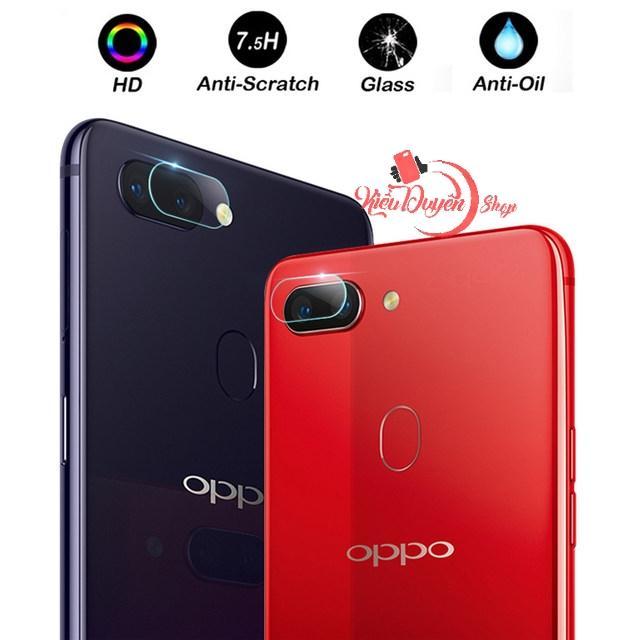 Hình ảnh Dán cường lực Camera Oppo F9