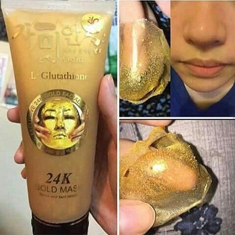 Hình ảnh Gel lột mặt nạ L- Glutathione - Hàn Quốc Net:220ml
