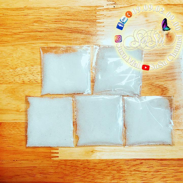Hình ảnh Combo 5 gói Borax làm Slime - 5gr