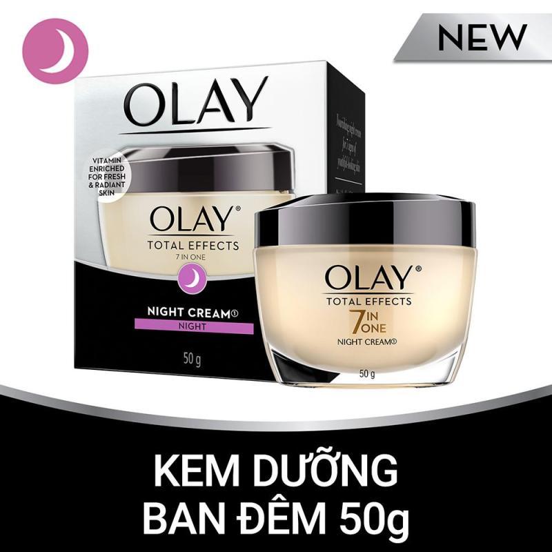 Kem dưỡng ban đêm Olay Total Effects 50G nhập khẩu