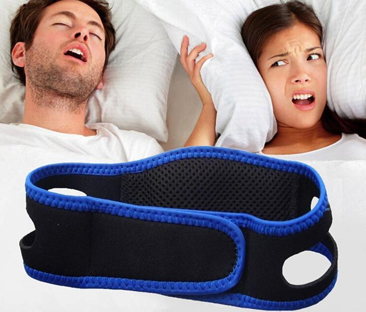 Mã Coupon Đai Chống Ngáy Và Hở Miệng Khi Ngủ ( Xanh )