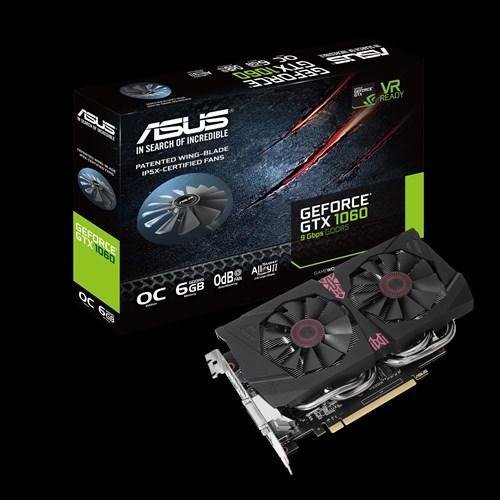 Hình ảnh Asus Strix GTX1060 6G